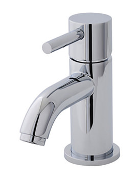 Ultra Verity Mono Basin Mixer Tap - TVT315