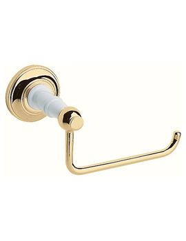Clifton Toilet Roll Holder Vintage Gold - ACA00