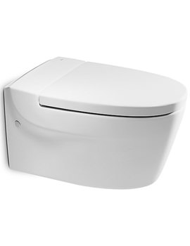 Khroma White Wall Hung WC Pan 610mm - 346657000