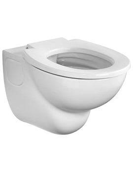 Contour 21 Wall Hung Rimless Standard WC Pan 520mm