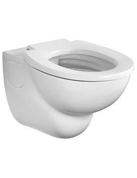 Contour 21 Wall Hung Rimless Standard WC Pan 520mm