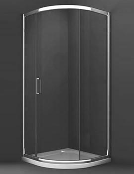 Related Merlyn 8 Series 900mm 1 Door Quadrant Shower Enclosure - M83225