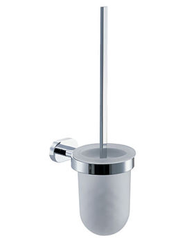 Related Vado Life Wall Mounted Toilet Brush And Holder - LIF-188