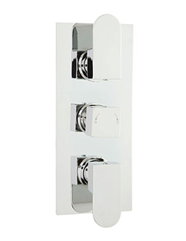 Related Balterley Liso Triple Thermostatic Shower Valve - BY-SHLITV