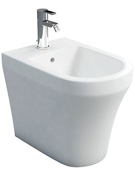 Britton Fine S40 Back To Wall Bidet