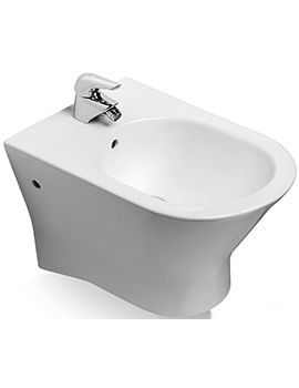 Nexo Wall Hung Over-Rim Bidet 525mm - 357645000