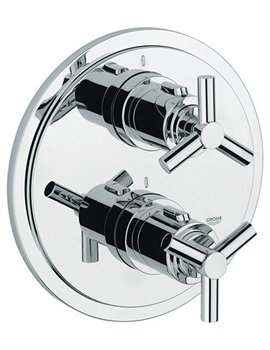 Grohe Spa Atrio Ypsilon Thermostatic Shower Mixer - 19394000