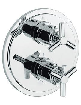 Atrio Ypsilon Thermostatic Shower Mixer - 19394000