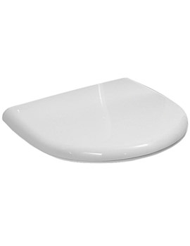 Twyford Visit Toilet Seat And Cover White - GT7810WH