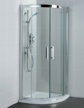 Synergy Quadrant Shower Enclosure 900mm - L6284EO