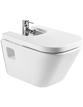 The Gap White Wall Hung Bidet 540mm - 357475000