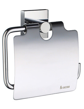 House Toilet Roll Holder With Cover - RK3414