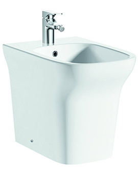 Grace Floor Standing 1 Tap Hole Bidet 540mm - B10134