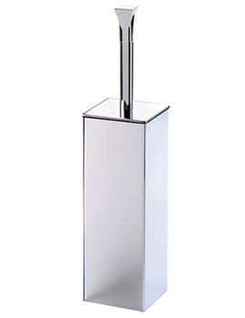Related Imperial Highgate Brass Toilet Brush Holder With Base Chrome