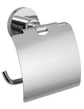 Elements Covered Toilet Paper Holder - ELE-180A