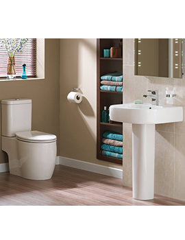 Eternity Square Cloakroom Suite