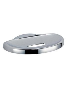 Mira Logic Soap Dish Chrome - 2.1605.195