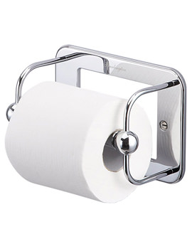 Burlington WC Roll Holder Chrome Plated - A5 CHR