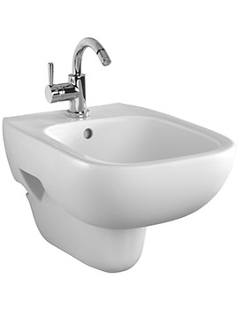 Moda Wall Hung Bidet 510mm - MD3411WH