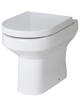 Harmony Back-To-Wall WC Pan 510mm