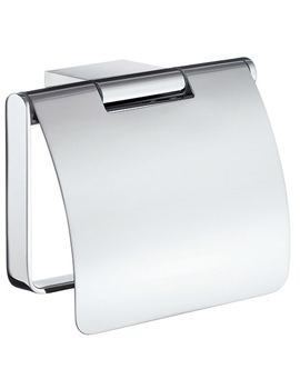 Air Toilet Roll Holder With Cover - AK3414