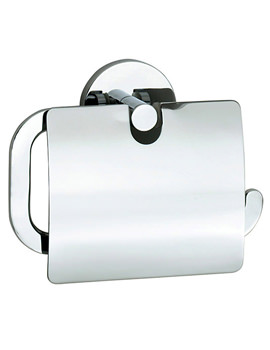 Loft Toilet Roll Holder With Cover
