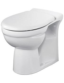 Alto Back-To-Wall WC Pan 550mm - E757301