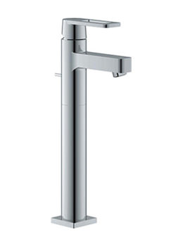 Related Grohe Quadra Mono Basin Mixer Tap For Freestanding Basin - 32633 000