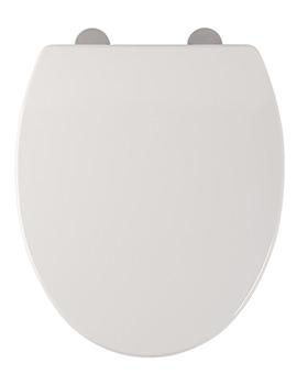 Mercury Soft Closing Toilet Seat White - 8701WSC