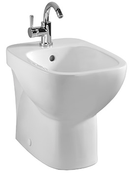 Moda Back To Wall Bidet 600mm - MD3111WH