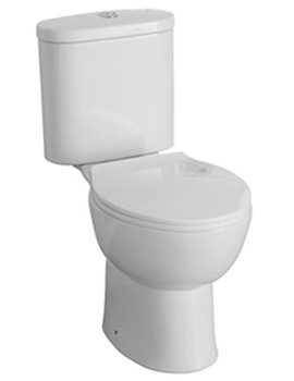 Ocean BTW WC-Cistern-Seat 306 x 640mm - EC001