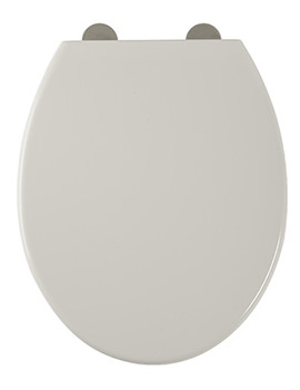 Juno Soft Closing Toilet Seat White - 8703WSC