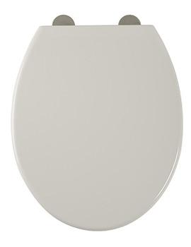 Juno Soft Closing Toilet Seat White - 8703WSC