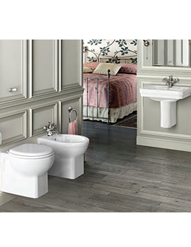 Wall Hung Cloakroom Suite