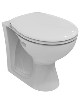 Sandringham 21 Back-To-Wall WC Pan 530mm -E897401