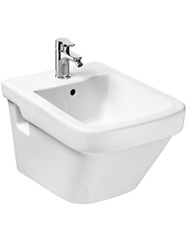Dama-N Compact Wall Hung Bidet 520mm - 357786000