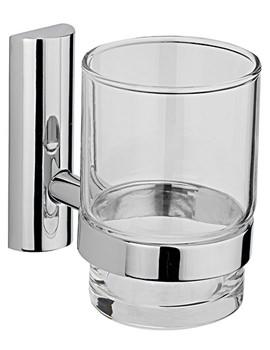 Twiggy Wall Mounted Glass Holder - 66320