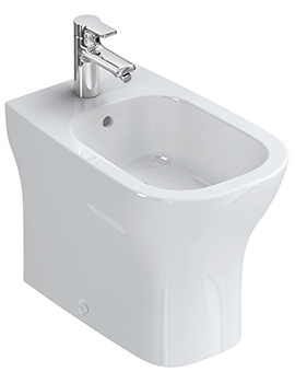 Ideal Standard SoftMood Floor Standing Bidet 560mm - T519201