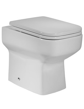 Related Roper Rhodes Geo Back To Wall WC Pan 505mm - GBWPAN