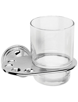 Westminster Tumbler And Holder - QM201841
