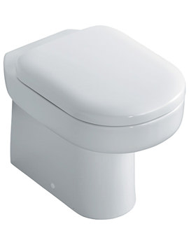 Playa Back To Wall WC Pan With Horizontal Outlet