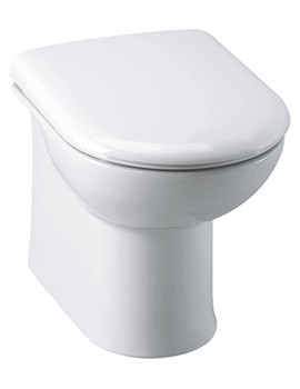 Related Lauren Otley Back To Wall WC Pan And Soft Close Seat 525mm