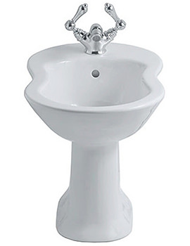 Drift 545mm Floor Standing Bidet - DR1BI11030