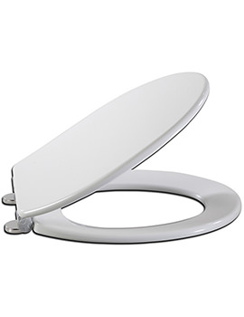 Elite Thermoset Plastic Toilet Seat - 8601WSC