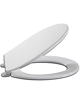 Elite Thermoset Plastic Toilet Seat - 8601WSC