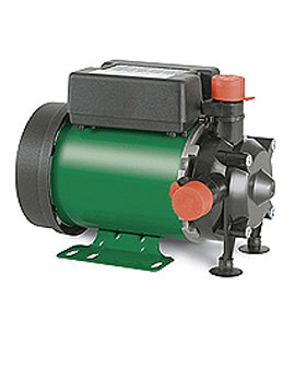 Salamander Single Impeller Shower Pump Positive Head - CT85