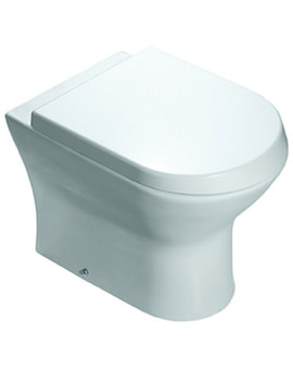 Related Roca Nexo Back To Wall WC Pan 540mm - 347615000