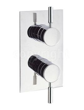 Design Recessed Thermostatic Shower Valve Portrait