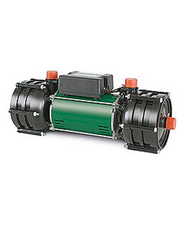 Salamander RSP75 Twin Impeller Shower Pump Positive Head