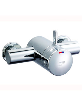 Mira Select Thermostatic Exposed Shower Valve - 1.1592.001
